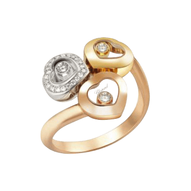 Chopard Ring Happy Curves 829390-9110+