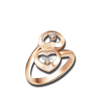 Chopard Ring Happy Curves 829393-5010+