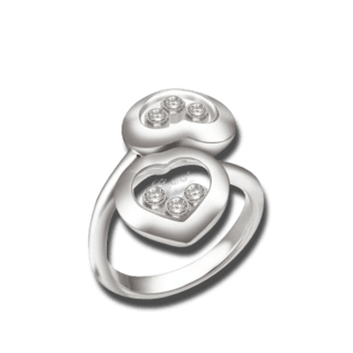 Chopard Ring Happy Curves 829394-1010+