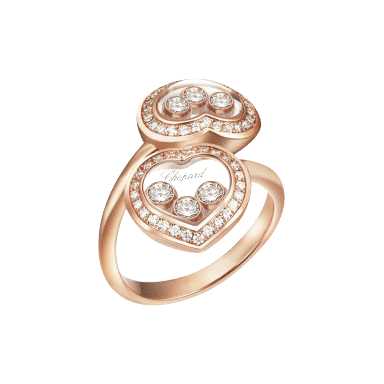 Chopard Ring Happy Curves 829394-5039+