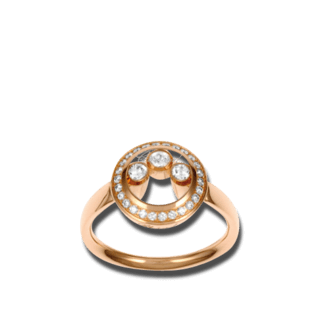 Chopard Ring Happy Curves 829562-5039+