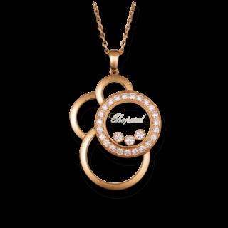 Chopard Halskette mit Anhänger Happy Dreams 799769-5002