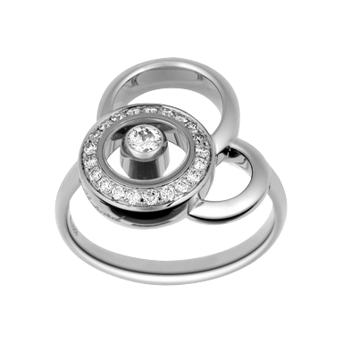 Chopard Ring Happy Dreams 829769-1010+