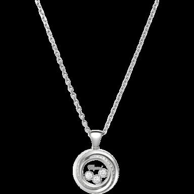 Chopard Halskette mit Anhänger Happy Emotions 799216-1003