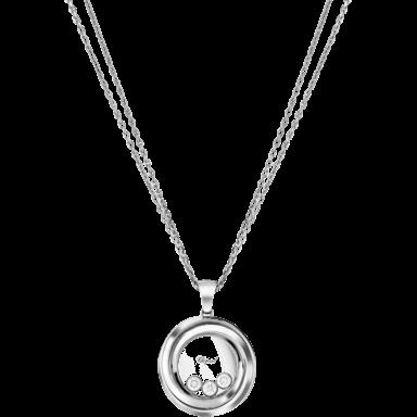 Chopard Halskette mit Anhänger Happy Emotions 799217-1001