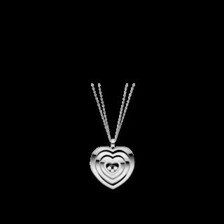 Chopard Halskette mit Anhänger Happy Hearts 797221-1001