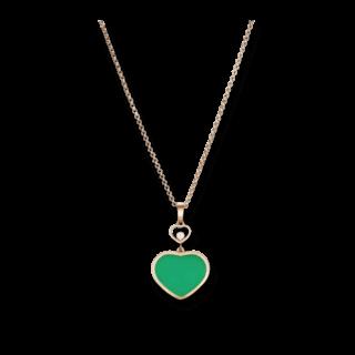 Chopard Halskette mit Anhänger Happy Hearts 797482-5101