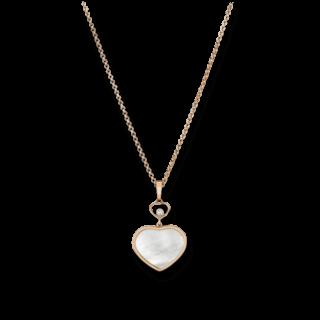 Chopard Halskette mit Anhänger Happy Hearts 797482-5301