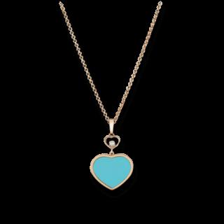 Chopard Halskette mit Anhänger Happy Hearts 797482-5401