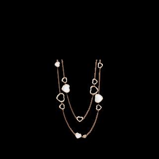 Chopard Halskette mit Anhänger Happy Hearts 817482-5301