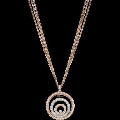 Chopard Halskette mit Anhänger Happy Spirit 795423-9002