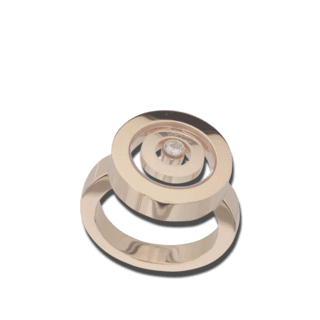 Chopard Ring Happy Spirit 825405-0110+