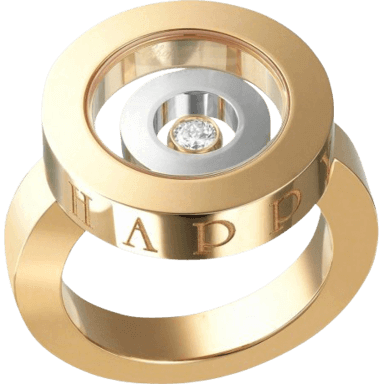 Chopard Ring Happy Spirit 825405-9110+