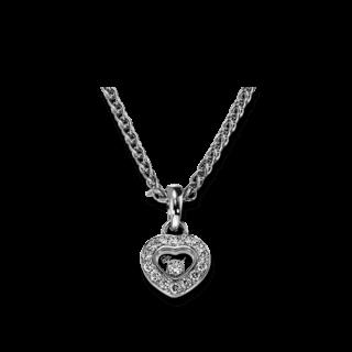 Chopard Halskette mit Anhänger Icons Heart 791084-1001