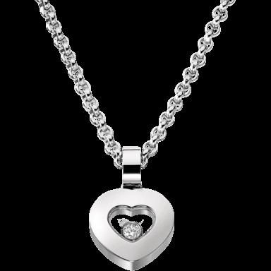 Chopard Halskette mit Anhänger Icons Heart 792897-1001