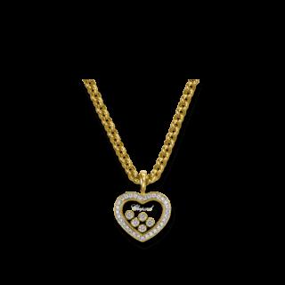 Chopard Halskette mit Anhänger Icons Heart 794516-0001