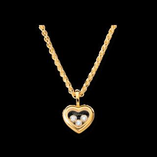 Chopard Halskette mit Anhänger Icons Heart 794611-0001