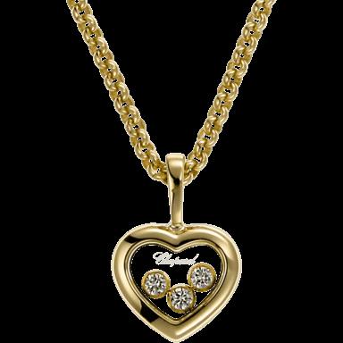 Chopard Halskette mit Anhänger Icons Heart 794611-0003
