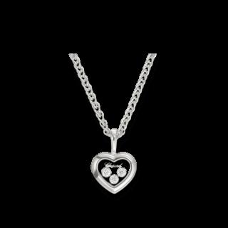 Chopard Halskette mit Anhänger Icons Heart 794611-1001