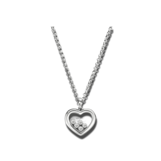 Chopard Halskette mit Anhänger Icons Heart 794612-1001