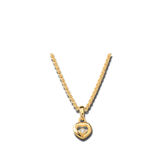 Chopard Halskette mit Anhänger Icons Heart 794854-0001