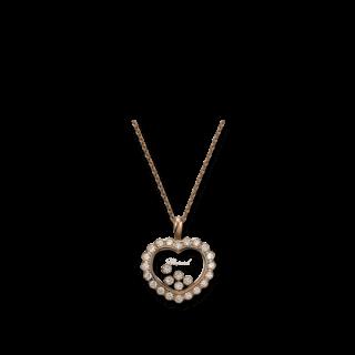 Chopard Halskette mit Anhänger Icons Heart 799471-5001
