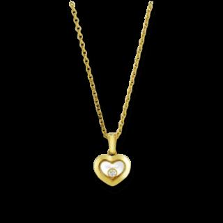 Chopard Halskette mit Anhänger Icons Heart 79A054-0001