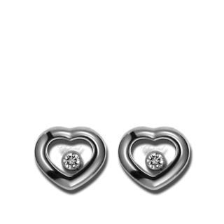 Chopard Ohrstecker Icons Heart 834854-1001