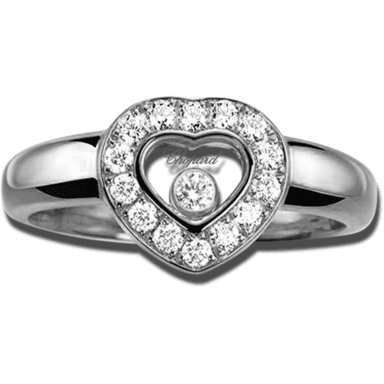 Chopard Ring Icons Heart 821084-1110+