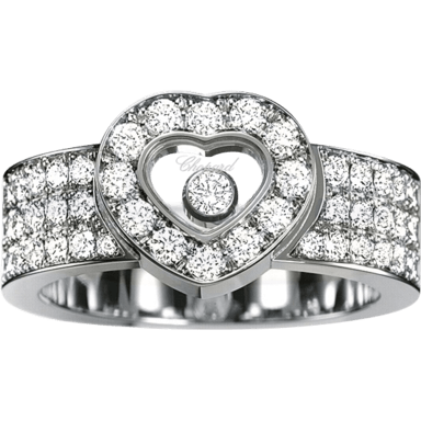 Chopard Ring Icons Heart 822937-1110+
