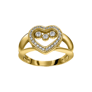 Chopard Ring Icons Heart 824502-0110+