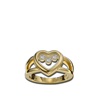 Chopard Ring Icons Heart 824611-0110+
