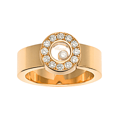 Chopard Ring Icons Round 823087-0110+