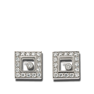 Chopard Ohrstecker Icons Square 832896-1001
