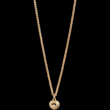 Chopard Halskette mit Anhänger Miss Happy 799008-5001
