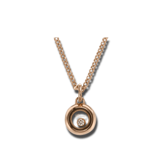 Chopard Halskette mit Anhänger Miss Happy 799010-5001