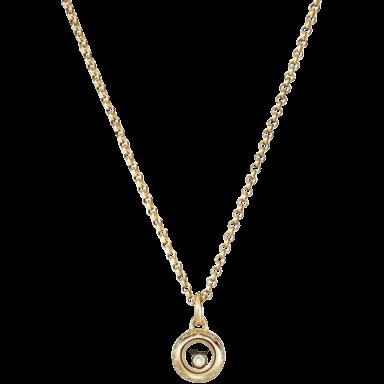 Chopard Halskette mit Anhänger Miss Happy 799012-0001