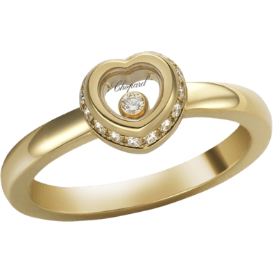 Chopard Ring Miss Happy 829008-0110+