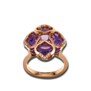 Chopard Ring Imperiale Cocktail 829726-5010+