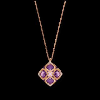 Chopard Halskette mit Anhänger Imperiale 799563-5001
