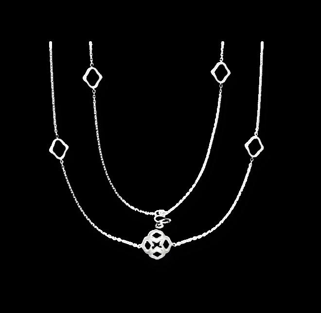 Halskette Chopard Imperiale aus 750 Weißgold