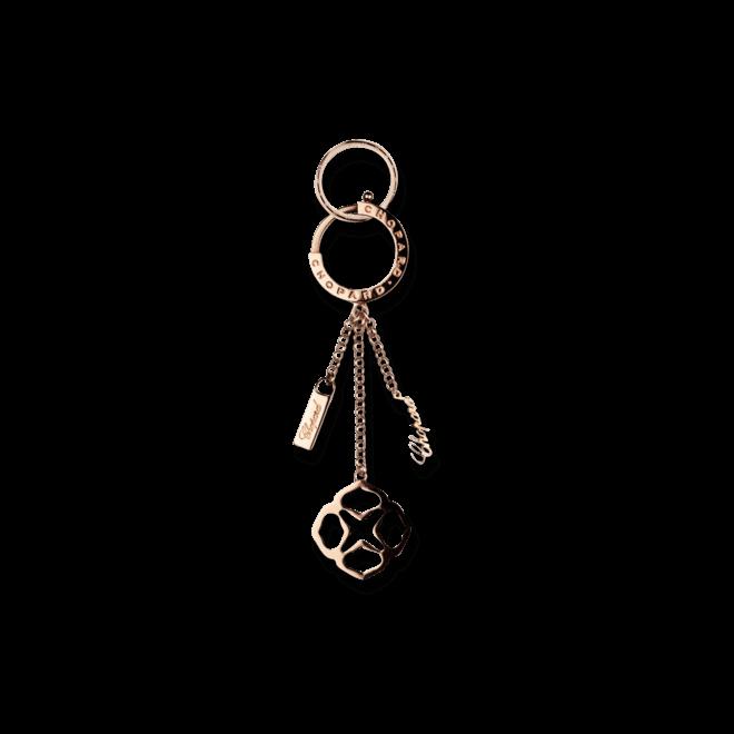 Schlüsselanhänger Chopard Imperiale Icon aus Messing