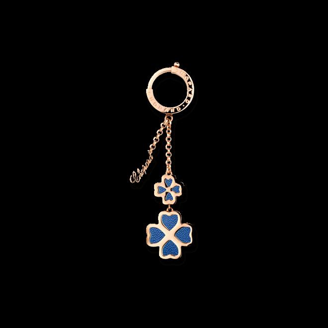 Schlüsselanhänger Chopard Imperiale aus Messing 18 Karat rosévergoldet