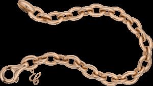 Armband Chopard Les Chaines aus 750 Roségold