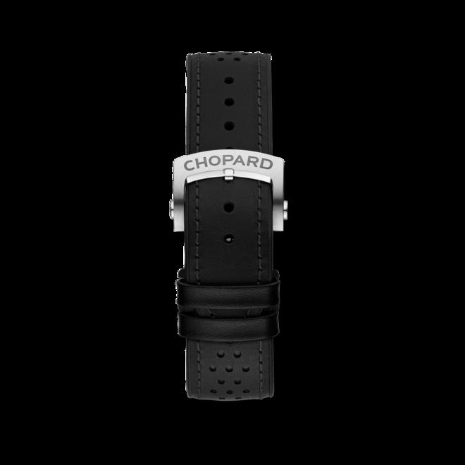 Herrenuhr Chopard Mille Miglia 2021 Race Edition mit grauem Zifferblatt und Kalbsleder-Armband bei Brogle