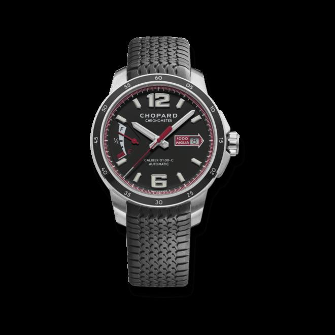 Herrenuhr Chopard Mille Miglia GTS Power Control mit schwarzem Zifferblatt und Kautschukarmband bei Brogle