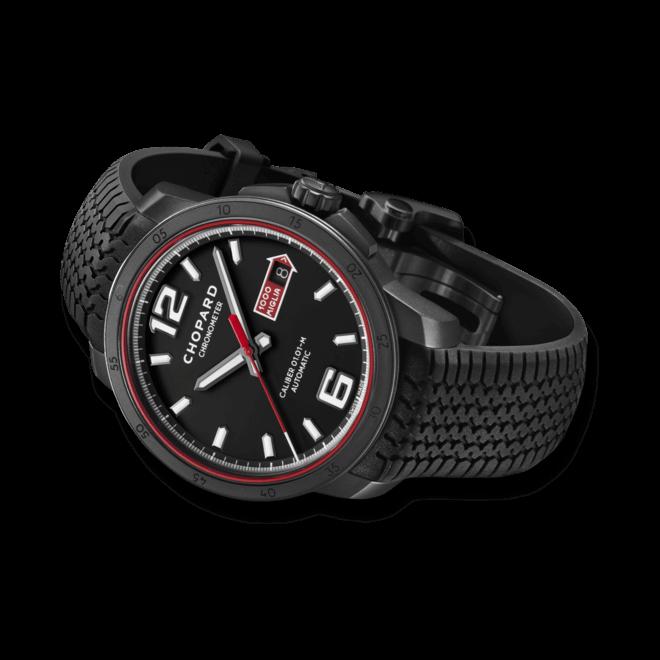 Herrenuhr Chopard Mille Miglia GTS Speed Black mit schwarzem Zifferblatt und Kautschukarmband