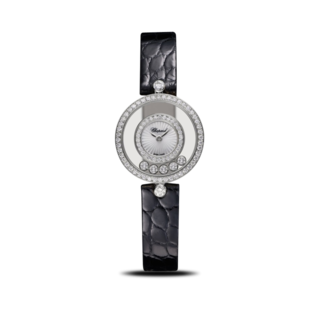 Chopard Damenuhr Happy Diamonds Icons 203957-1214
