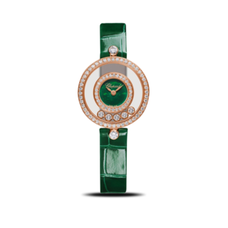 Chopard Damenuhr Happy Diamonds Icons 203957-5209
