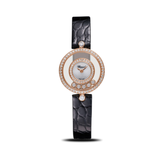 Chopard Damenuhr Happy Diamonds Icons 203957-5214